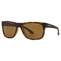 Arnette An4206 Fire Drill Lite Polarised Square Sunglasses Tortoise