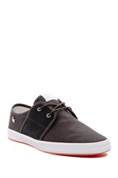 Fish 'N' Chips Spam 2 Weft Suede Sneaker Gray
