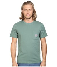 Benny Gold Premium Pocket T Shirt Army Green Men's T Shirt