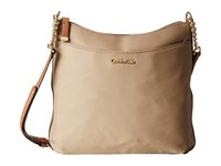 Calvin Klein Florence Nylon Messenger Light Khaki Messenger Bags