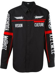 Ktz 'Vision Culture' Shirt Black