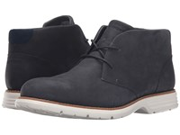 Rockport Total Motion Fusion Desert Boot New Dress Blues Men's Dress Lace Up Boots