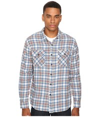 Captain Fin Buddy Flannel Grey Heather Men's Clothing Gray
