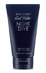 Davidoff Cool Water Man Night Dive Shower Gel 150Ml
