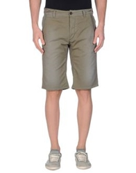 Cnc Costume National C'n'c' Costume National Bermudas Military Green