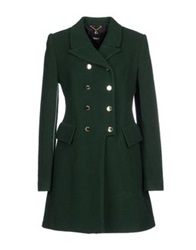 Siste's Siste' S Coats Dark Green