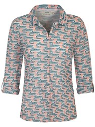 Seasalt Larissa Shirt Fishing Boat Salt