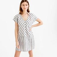 J.Crew Striped Beach Tunic