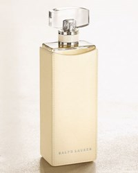 Ralph Lauren Rl Collection Peach Leather Case For 100 Ml C00