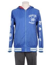 Analog Jackets Blue