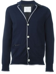 Sacai Light Weight Blazer Blue