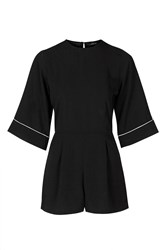 Pines Playsuit By Motel Black