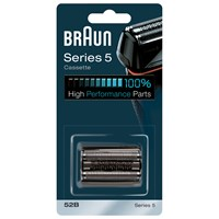 Braun 52B Series 5 Foil And Trimmer Head Cassette