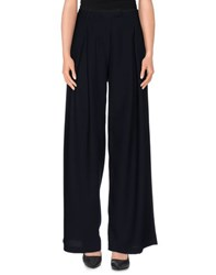 G.Sel Trousers Casual Trousers Women Dark Blue
