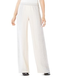Bcbgmaxazria Houston Striped Pants Parfait Combo