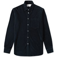 Our Legacy Terry Shirt Blue