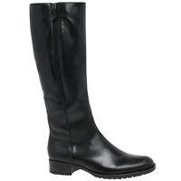 Gabor Louisa M Long Boots Black Leather