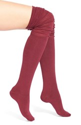 Women's Arthur George By R. Kardashian Slouchy Over The Knee Socks