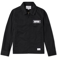 Neighborhood Uc Kendall Work Jacket Black
