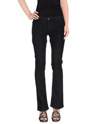 M.Grifoni Denim Denim Denim Trousers Women Black