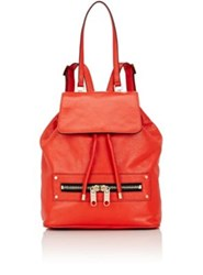 Milly Women's Riley Backpack Red