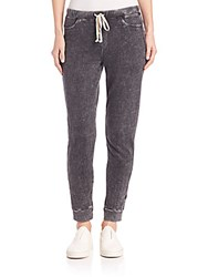 Splendid Mineral Treated Sweatpants Grey