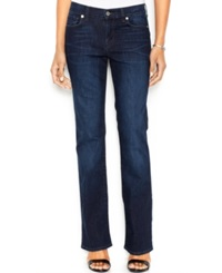 Lucky Brand Brooke Mid Rise Bootcut Jeans Serpentine Wash