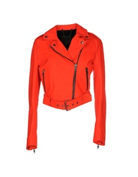 Muubaa Jackets Red