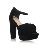 Kurt Geiger Kg Jackpot High Heel Sandals Black