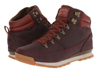 The North Face Back To Berkeley Redux Leather Brick House Red Desert Palm Brown Men's Hiking Boots