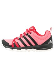 Adidas Performance Tracerocker Hiking Shoes Super Blush Core Black Ray Red