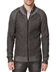 Buffalo David Bitton Waren Zipped Sweater Cannon
