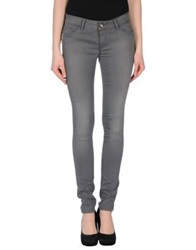 Guess By Marciano Denim Pants Grey