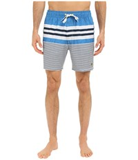 Sperry Ship Shape Volley Shorts Atlas Men's Swimwear Multi