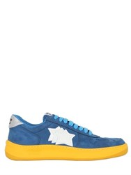 Atlantic Stars Star Suede Sneakers