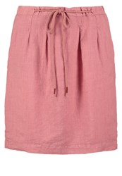 Marc O'polo Pleated Skirt Desert Pink Berry