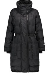 Adidas By Stella Mccartney Quilted Shell Coat Black