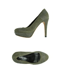 Luca Stefani Pumps