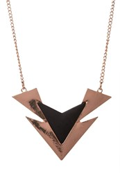Only Onlrola Necklace Rose Goldcoloured