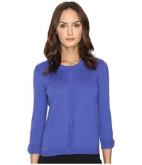 Kate Spade Somerset Cardigan Ensemble Blue