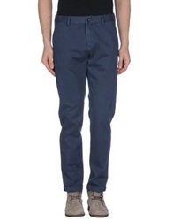 Love Moschino Casual Pants Slate Blue
