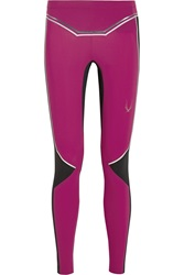 Lucas Hugh Aelita Color Block Stretch Leggings