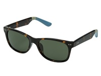 Toms Beachmaster Tortoise Fashion Sunglasses Brown