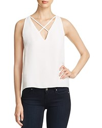 Necessary Objects V Neck Tank Compare At 68 Ivory