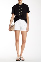 Marc By Marc Jacobs Patch Pocket Short White