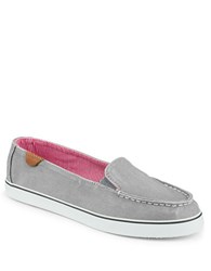 Sperry Zuma Fabric Sneakers Gray