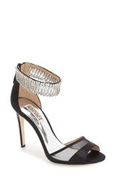 Badgley Mischka Women's 'Gazelle' Ankle Strap Sandal