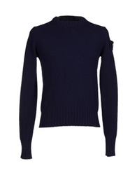 Williams Wilson Sweaters Dark Blue