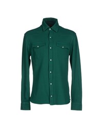 Jacob Cohen Jacob Coh N Shirts Shirts Men Green