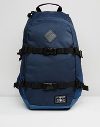 Element Backpack Jaywalker Blue